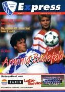 1995/96 - 17 Arminia Bielefeld