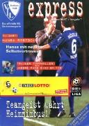 1996/97 - 7 Hansa Rostock