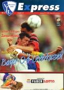 1997/98 - 9 Bayer Leverkusen