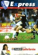 1998/99 - 6 Hertha BSC