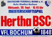 1972/73 Hertha BSC