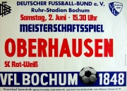 1972/73 RW Oberhausen