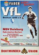 1994/95 MSV Duisburg