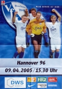 2004/05 Hannover 96