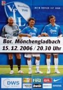 2006/07 Borussia Mönchengladbach