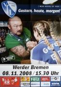 2008/09 Werder Bremen