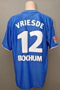 2002/03 DWS Vriesde 12 Sonderlogo
